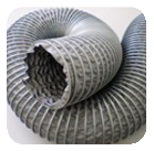 High Temperature W Flexible Ducting